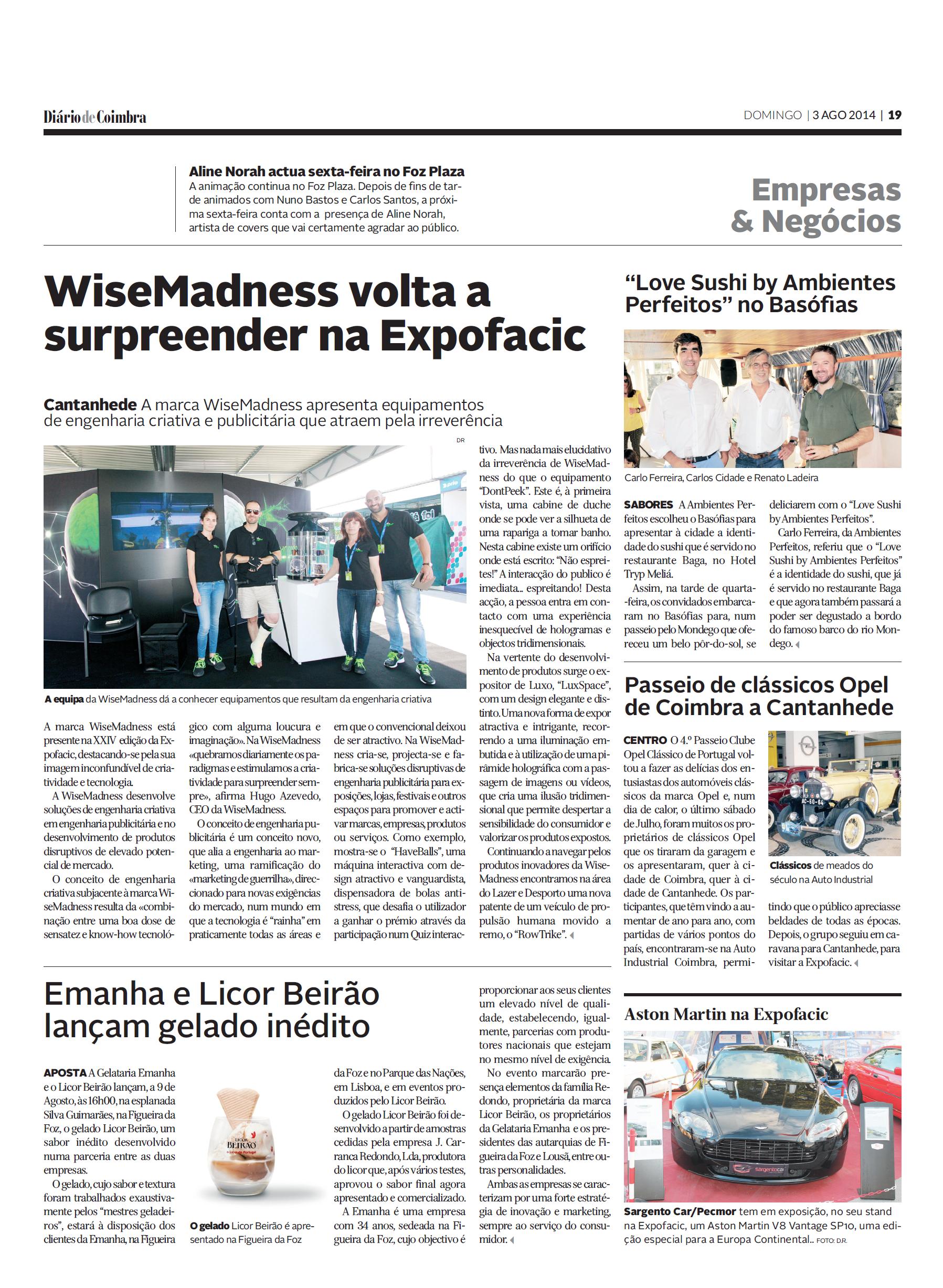 diariodecoimbra 3-08-2014 _ expofacic